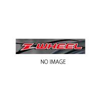 """ZETA(ジータ) Z-WHEEL(Zウィール) リムセット F CR125R/250R/500R """"92-94 RIM RED/NIP BLK (W25-111231)"""
