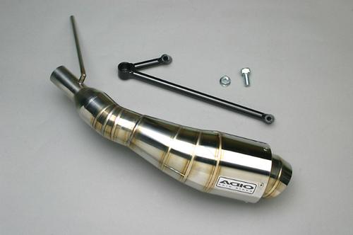 アディオ(ADIO) BK21104 ホンダ ズーマーX(JF52) BB-SHOOTエアクリーナー
