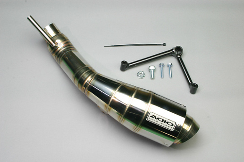 アディオ(ADIO) BK21301 スズキ アドレスV125 (CF46A/CF4EA/CF4MA) BB-SHOOTエアクリーナー