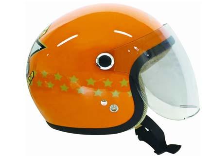 【在庫有】アークス スヌーピー(SNOOPY) SNJ-25 シールド付 レディースジェットヘルメット ワールドスター