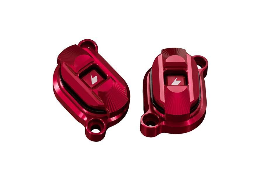 非売品 BIKERS(バイカーズ) GROM タペットカバー タペットカバー 2ケ レッド GROM レッド 13-16[BK-H237-RED], ゴルフセブン:d65c0197 --- canoncity.azurewebsites.net