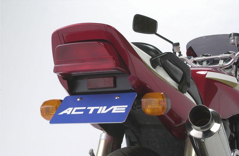 アクティブ(ACTIVE) フェンダーレスKIT ブラック ZRX1100/ZRX1200 -08(国内/マレーシア仕様)(1157017)