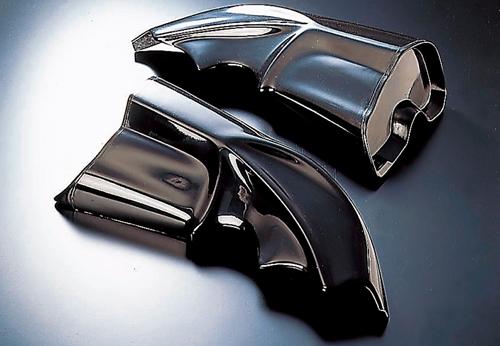 ファナティック(FANATIC) ビックダクト FRP 黒ゲル V-MAX(5073003)
