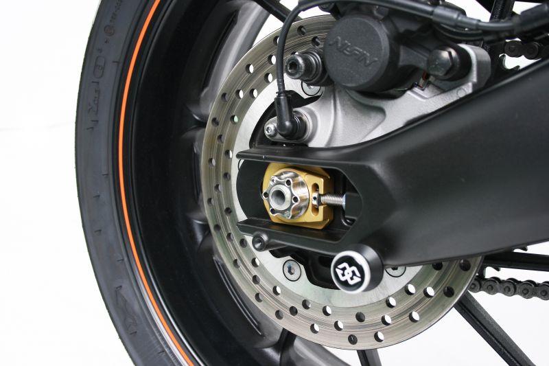 ギルズツーリング AXB アクスルブロック GILLES レッド BMW S1000RR 09-12(ABS可)(AXB-K46-R)