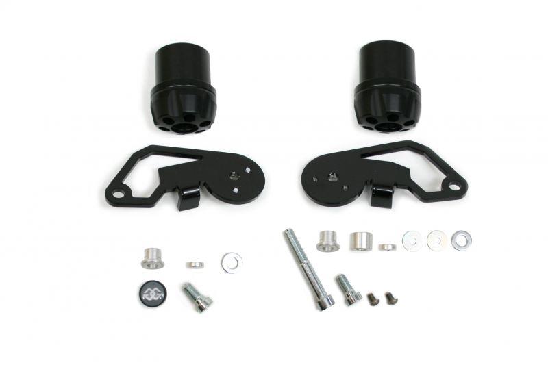ギルズツーリング IPパッド(フレームスライダー) ブラック GSXR1000 09-13(IP-SU29-B)