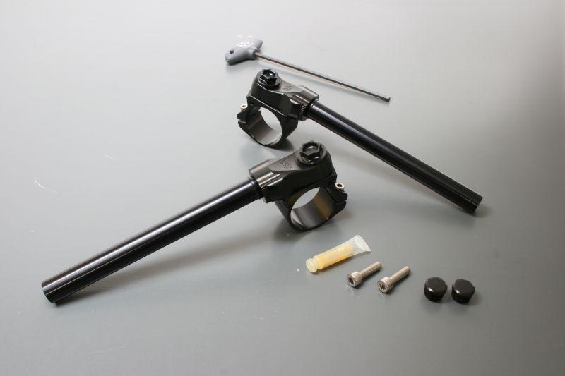 ギルズツーリング バリオバーハンドル φ50 ブラック (VB-50-SAB)