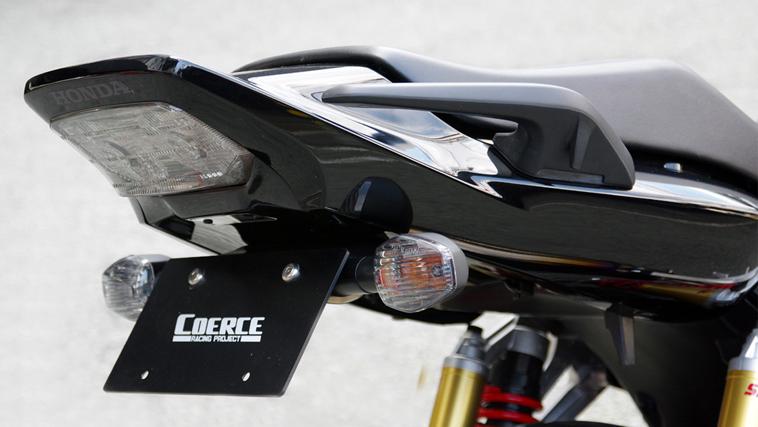 COERCE(コアース) フェンダーレスキット FRP黒ゲル '10-'14 CB1300SF/SB (0-42-CFLF1120)