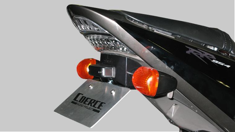 COERCE(コアース) フェンダーレスキット FRP黒ゲル CBR954RR (0-42-CFLF1910)