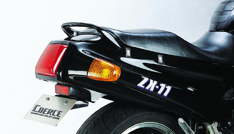 COERCE(コアース) フェンダーレスキット FRP黒ゲル -'92 ZZ-R1100/ZX-11(C) (0-42-CFLF4105)