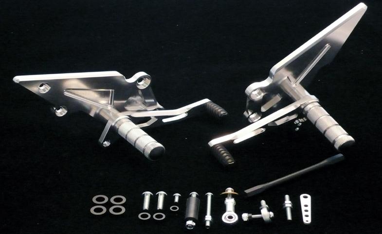 WR'S(ダブルアールズ) バトルステップ TYPE-S '13- Ninja250/ABS/Z250 (0-45-BS4214)