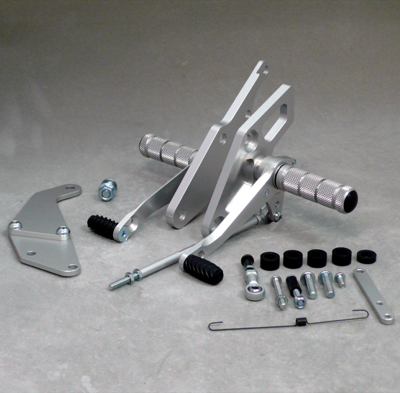 WR'S(ダブルアールズ) バトルステップ 1ポジション -'03 ZRX400/II (0-45-WS4403)