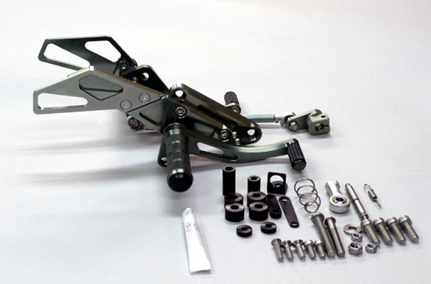 COERCE(コアース) フィクスドレーシングステップ リミテッドエディション '03-'14 CB1300SF/SB/ST/ABS (0-6-BH40LE)