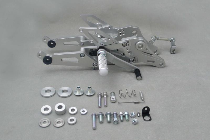 COERCE(コアース) フィクスドレーシングステップ CB750FB (フルプレートタイプ) (0-6-BH44)