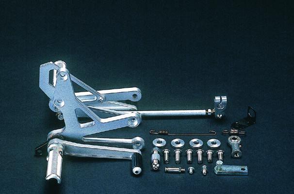 COERCE(コアース) フィクスドレーシングステップ '89/'90 ZXR400/R (0-6-BK09)