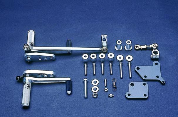 COERCE(コアース) フィクスドレーシングステップ GSX250S刀 (0-6-BS17)