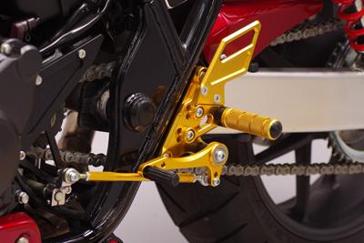 サンセイレーシング ZNICマルチステップ ゴールド '14-'16 CB400SF/SB/ABS (0-6-ZB1421G)