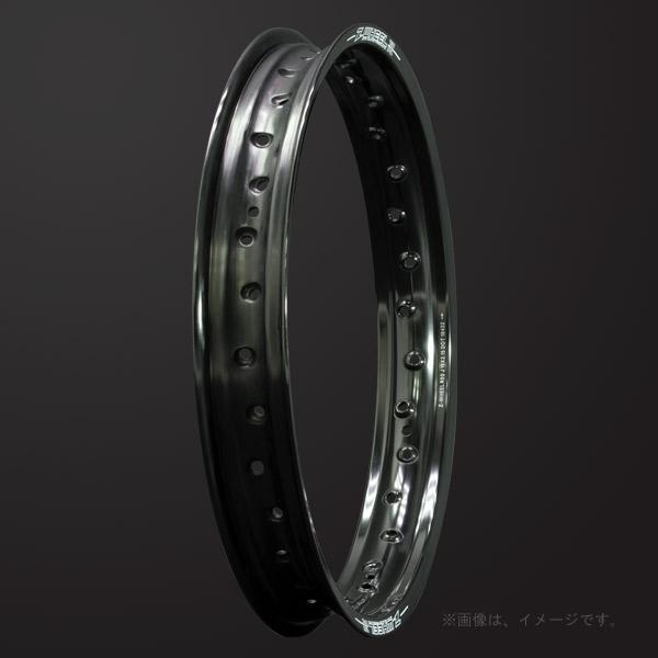 ZETA(ジータ) Z-WHEEL(Zウィール) R50リム リア ブラック(W01-64411)