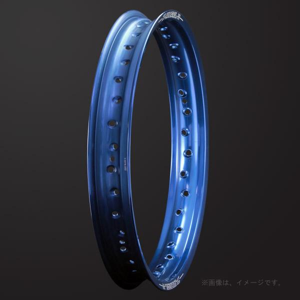 ZETA(ジータ) Z-WHEEL(Zウィール) R50リム リア プルシアンブルー(W01-73412)