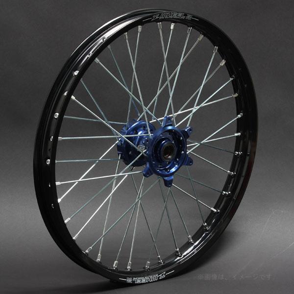 ZETA(ジータ) Z-WHEEL(Zウィール) AR1ホイールキット ブルー/ブラック(W21-17111)