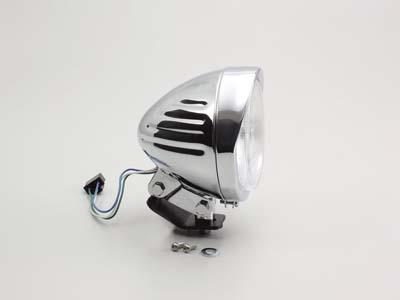 ハリケーン HA5642-01 5 5ハイパワースリットライトkit クロームメッキ