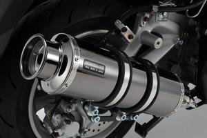 ビームス(BEAMS)SS400SMB(スーパーメタルブラック)SP マフラー 政府認証 マジェスティS (S‐MAX)  [G234-14-000]