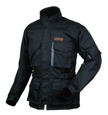 ラフ&ロード(ラフアンドロード) RR4005 SSFトレイルツーリングジャケット[ブラック/LL]