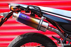 クラシック ビームス(BEAMS)SS300チタン アップタイプ S S/O/O アップタイプ マフラー XT250X マフラー [JBK-DG17J][B225-09-004], 新着商品:4583ec53 --- wap.pingado.com