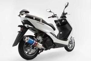 ビームス(BEAMS)SS400チタンSP マフラー マジェスティS (S‐MAX)  [G234-12-000]