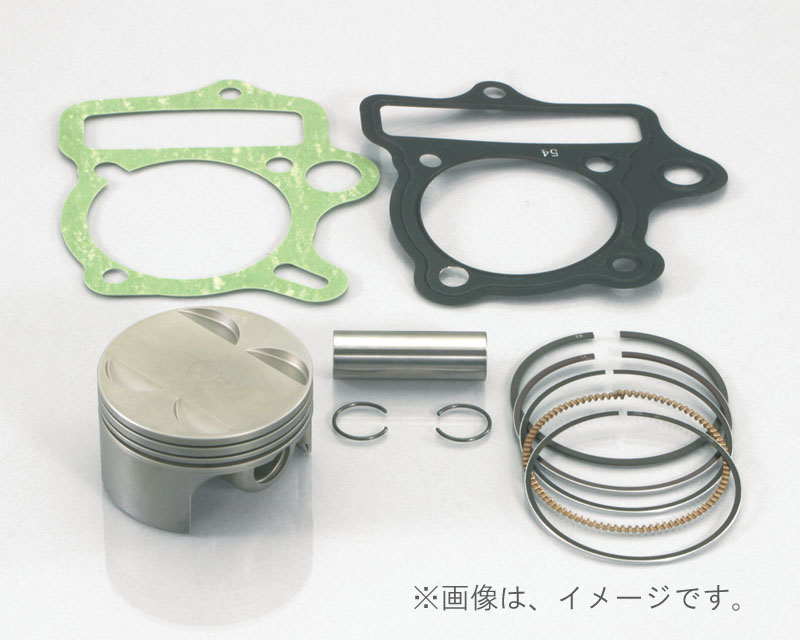 キタコ(KITACO)WPCピストンKIT(54/3R) Z124・DOHC(350-1123900)