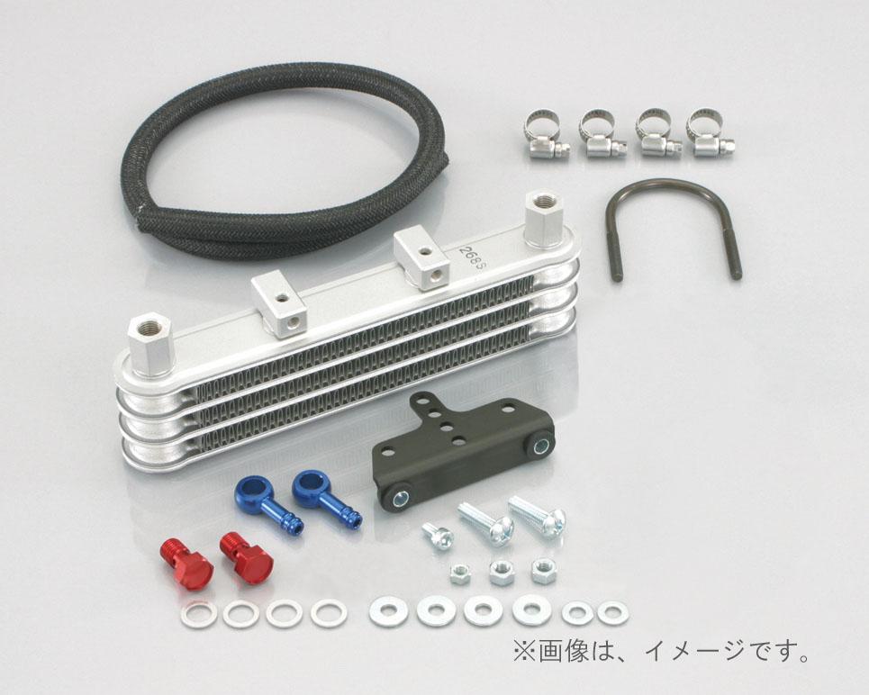 【M】キタコ(KITACO)ニュースーパーオイルクーラーKIT/3コア モンキーDOHC(360-1133290)