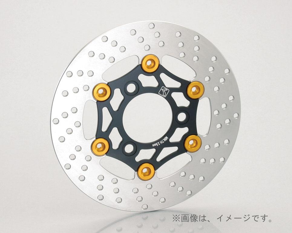 キタコ(KITACO)フローティングディスクローター(BK/GL)/220MM NSF100(500-1418710)