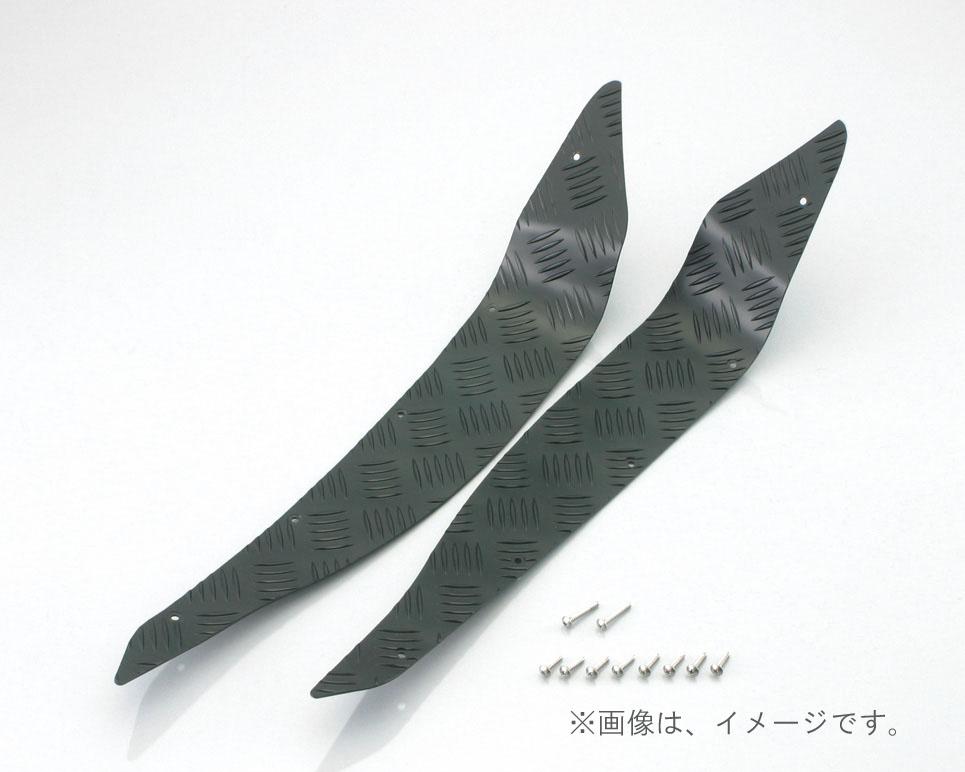 キタコ(KITACO)ステップボード(アルミ) PCX125/シルバー(538-1426000)