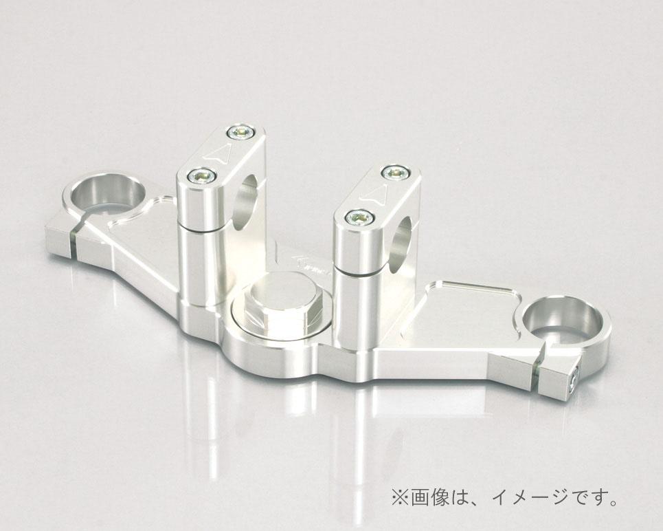 キタコ(KITACO)アルミトップブリッヂ(30:40) モンキー/タイプ-X/シルバー(560-1123300)