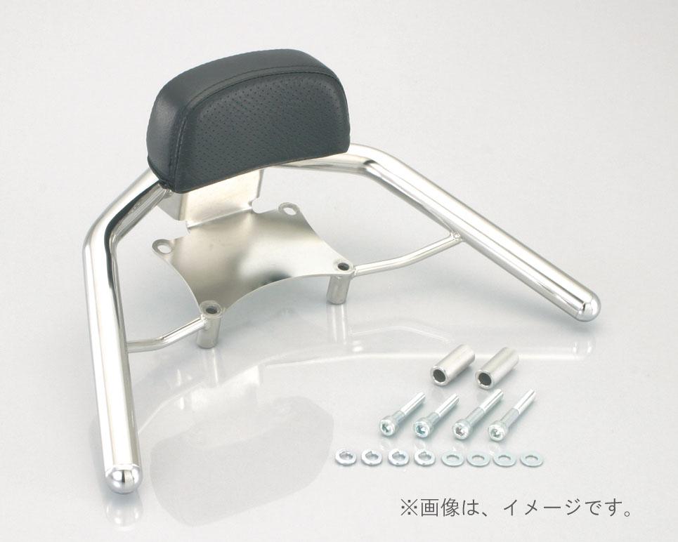 キタコ(KITACO)タンデムバックレスト&バー(150)/SUS PCX125(652-1426050)