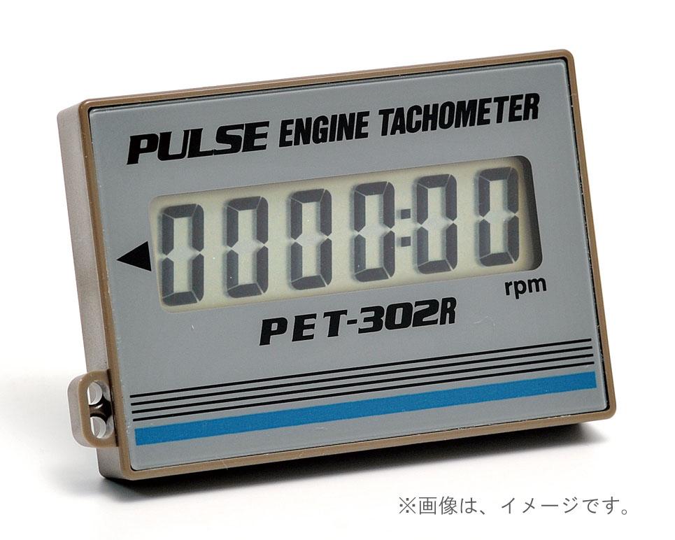 キタコ(KITACO)エンジンタコメーター OPPAMA PET-302R(752-0600013)