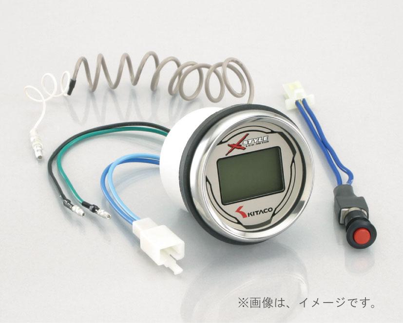 キタコ(KITACO)LCDデジタルSP+TAメーター モンキー.APE(752-1123780)