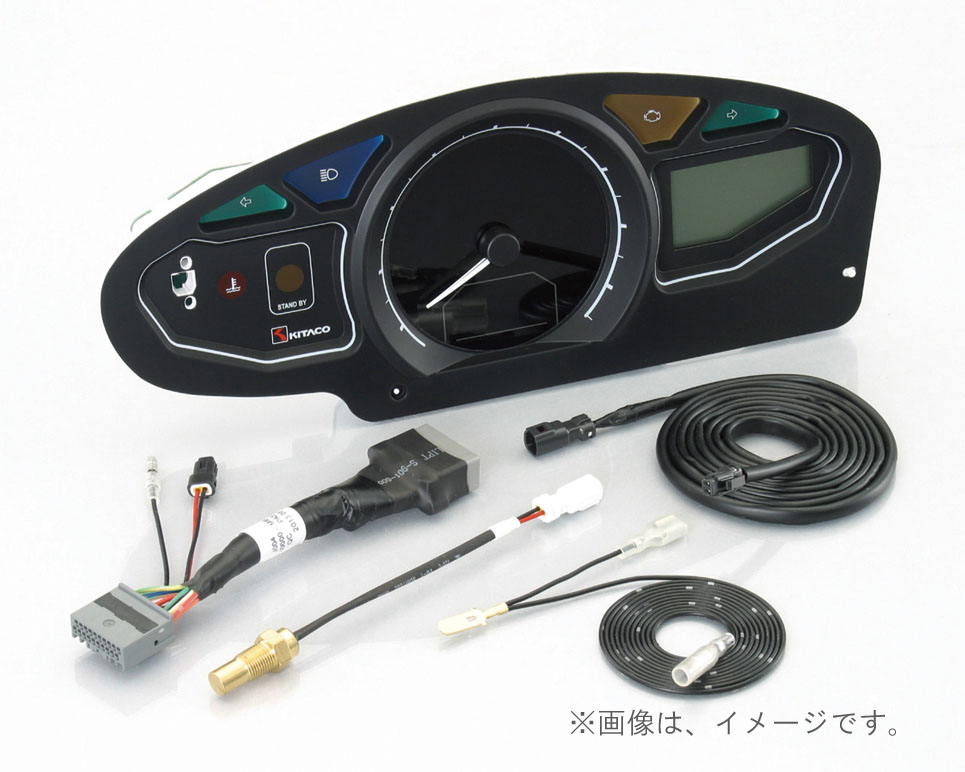 キタコ(KITACO)LCDデジタルメーター PCX125(752-1430800)