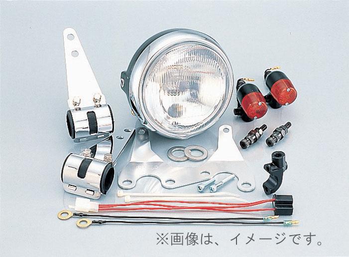 キタコ(KITACO)ネイキッド(ヘッドランプ付キ) NS-1 (マルウインカー)-'94(810-1073210)