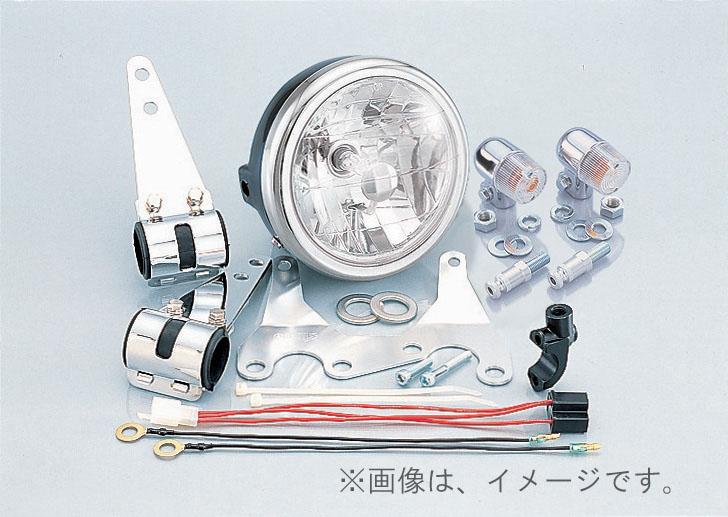 キタコ(KITACO)ネイキッド(マルチヘッドライト) NS-1(-'94)(810-1073410)