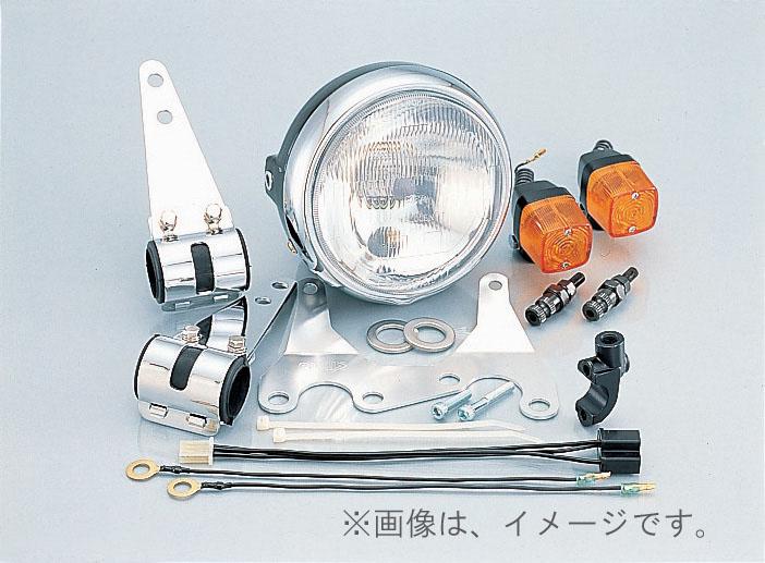 キタコ(KITACO)ネイキッド(ヘッドランプ付キ) NS-1 (カクウインカー)'95(810-1082010)
