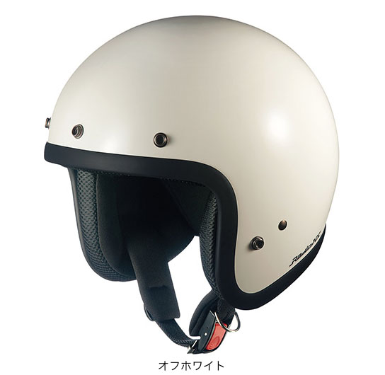 OGK(オージーケー) ジェットヘルメット RADIC(ラディック)NX (オフホワイト/M(57~58cm))