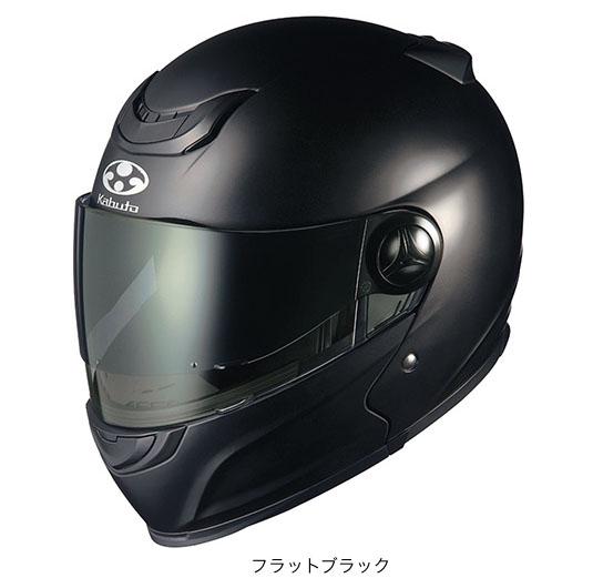OGK(オージーケー) フルフェイスヘルメット AFFID(アフィード) (フラットブラック/M(57~58cm))