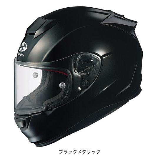 OGK(オージーケー) フルフェイスヘルメット RT-33 (ブラックメタリック/M(57~58cm))