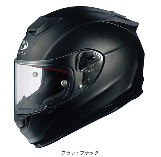 OGK(オージーケー) フルフェイスヘルメット RT-33 (フラットブラック/XS(53~54cm))