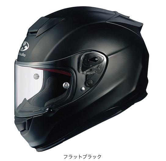 OGK(オージーケー) フルフェイスヘルメット RT-33 (フラットブラック/M(57~58cm))