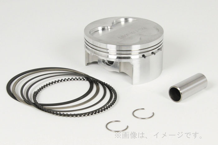 SP武川(タケガワ) ピストン キット(84mm/305cc専用) (01-02-0161)