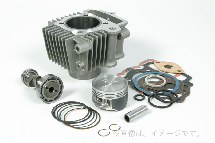 SP武川(タケガワ) S-Stageボア アップ キット(88cc/Hシリンダー) (01-05-0017)