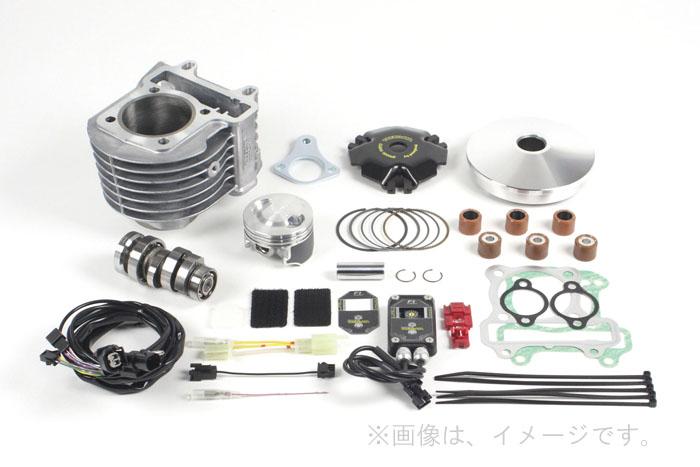 SP武川(タケガワ) Hyper S-Stage φ53.5/124cc ボアアップ キット (01-05-0098)