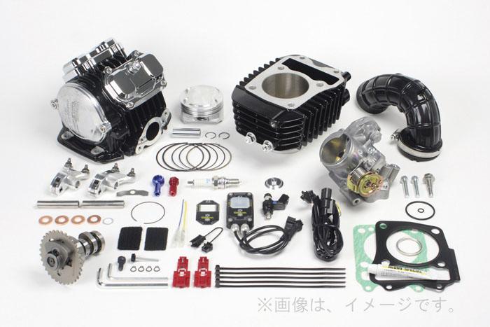 SP武川(タケガワ) Superヘッド 4Valve+R コンボキット181cc (01-05-0503)