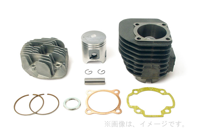 SP武川(タケガワ) 2-CYCLE ボア アップ キット (117.2cc) (01-05-4455)